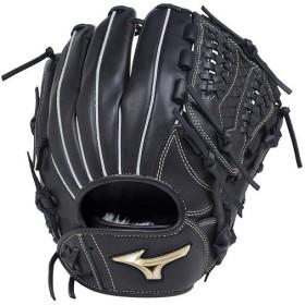 ミズノ(MIZUNO) 野球 少年軟式用 ブローブ グローバルエリート RG UMiX Lサイズ ブラック 1AJGY18430 09 グラブ U3(投手×内野×外野)
