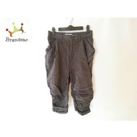 ツモリチサト TSUMORI CHISATO パンツ サイズ1 S レディース ダークブラウン         スペシャル特価 20190803