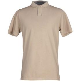 《期間限定セール開催中!》ALPHA STUDIO メンズ ポロシャツ ベージュ 46 コットン 100%