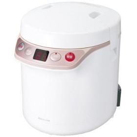 コイズミ ●ライスクッカーミニ ホワイト 保温・タイマー機能付き KSC-1511/W