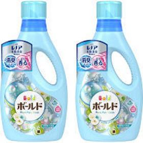 ボールドジェル フレッシュピュアクリーンの香り 本体 850g 1セット(2個入)洗濯洗剤 P&G