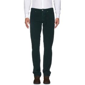《期間限定 セール開催中》INCOTEX メンズ パンツ グリーン 30 コットン 97% / ポリウレタン 3%