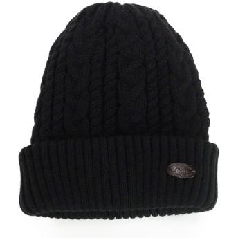 ニット帽 - Smart Hat Factry <秋冬新作>RubenウールMIXケーブルニットワッチ ヤング 帽子