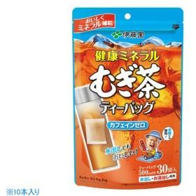 伊藤園 スポーツドリンク 健康ミネラルむぎ茶 ティーバッグ30袋×10本 196892