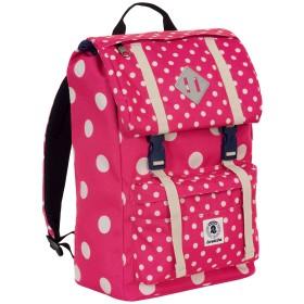 《送料無料》INVICTA ガールズ 3-8 歳 バックパック&ヒップバッグ フューシャ ポリエステル 100%