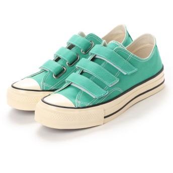ディガウト DIGOUT JULIAN (Low-Top Vulcanized Sneakers) (GREEN)