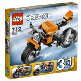 レゴLEGO Creator Street Rebel 7291