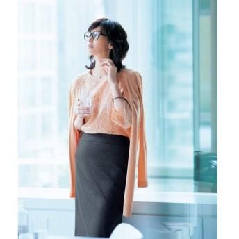 自由区 / ジユウク 【マガジン掲載】SARTI ウールジャージー タイトスカート(検索番号S24)