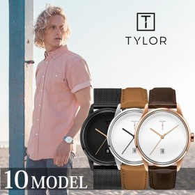 【ZOZOTOWNで人気】 タイラー TYLOR カリフォルニア発 メンズ 腕時計 時計 TLAB スーツ ビジネス 男性 人気