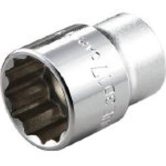 TONE(トネ) [3D-16] ソケット(12角) 16mm (3/8X16MM) 3D16