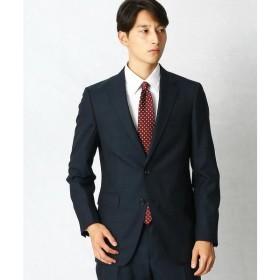 COMME CA MEN / コムサ・メン シャドーチェックセットアップジャケット