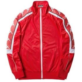 カッパ(kappa) レディース ニットジャケット BANDA レッド K0862WK68M RD ウィメンズ アウター カジュアルウェア スポーツウェア