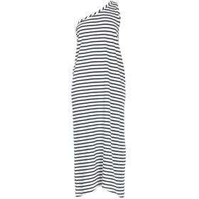 《期間限定 セール開催中》SIBEL SARAL レディース 7分丈ワンピース・ドレス ホワイト XS コットン 100%