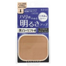エルシア/プラチナム 明るさアップ ファンデーション(リフィル/無香料 205 ピンクオークル やや明るい赤みよりの肌色) ファンデーション