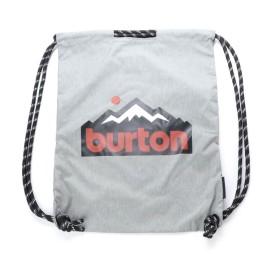 バートン BURTON トレッキング バッグ CINCH BAG 166971 (グレー)