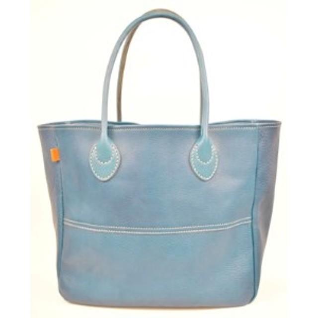 minca/Tote bag 03/L/BLUE