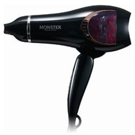 コイズミ KHD-W735K ヘアードライヤー MONSTER(モンスター) ブラック [国内・海外対応]