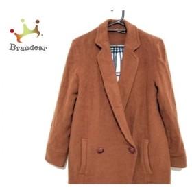 リリーブラウン Lily Brown コート サイズF レディース ブラウン 冬物     スペシャル特価 20190302【人気】