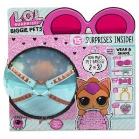 エルオーエルサプライズL.O.L Surprise! Biggie Pet- Neon Kitty