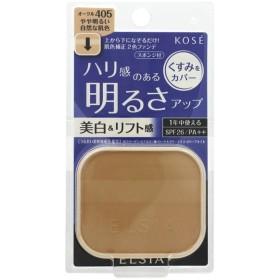 エルシア/プラチナム 明るさアップ ファンデーション(リフィル/無香料 405 オークル やや明るい自然な肌色) ファンデーション