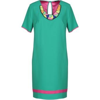 《セール開催中》HANITA レディース ミニワンピース&ドレス グリーン XS ポリエステル 100%