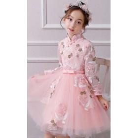子供服 ワンピース ドレス キッズ 女の子 発表会 演奏会 卒業式 入園式 結婚式