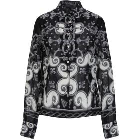《セール開催中》COAST WEBER & AHAUS レディース シャツ ブラック 44 コットン 100%