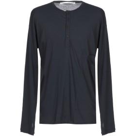 《期間限定 セール開催中》ISABEL BENENATO メンズ T シャツ ダークブルー M コットン 100%