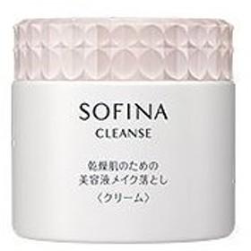 花王ソフィーナ 乾燥肌のための美容液メイク落とし 〈クリーム〉