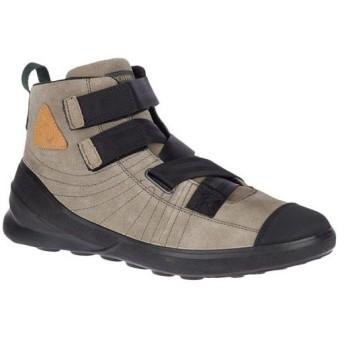 メレル(MERRELL) メンズ ウォーキングシューズ フラッシュアセントミッドスエード ブリンドル M95193 カジュアルシューズ スニーカー スポーツシューズ 靴