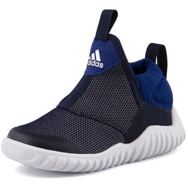 キッズ SALE!adidas(アディダス) EAZYFLEX I(イージーフレックスI) B27995 カレッジネイビー/ランニングホワイト/カレッジロイヤル スニーカー ファースト/ベビー
