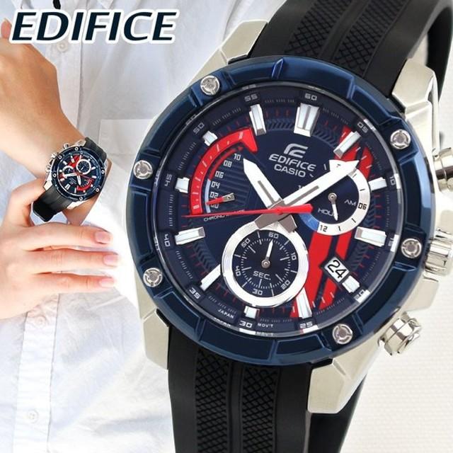 e066b6aa60 EDIFICE エディフィス CASIO カシオ EFR-559TRP-2A Scuderia Toro Rosso Limited 限定モデル メンズ
