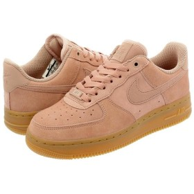 NIKE WMNS AIR FORCE 1 07 ナイキ ウィメンズ エアフォース 1 07 PARTICLE PINK/PARTICLE PINK