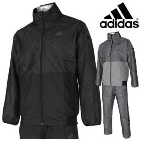 アディダス(adidas) スポーツトレーニングウェア M adidas 24/7 ウィンドブレーカージャケット&パンツ 上下セット FKK22/FKK29