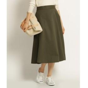 Dessin / デッサン 【洗える】ツイル Aライン スカート