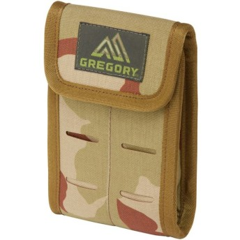 GREGORY グレゴリー モーリーポーチ (3デイカモ) MOLLE POUCH 896436632 896436632