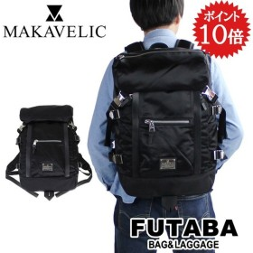 MAKAVELIC マキャベリック DOUBLE LINE BACKPACK GENERAL 3108-10122
