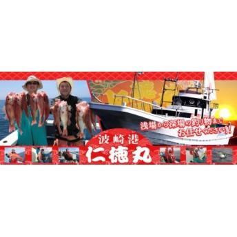 【釣り船乗船券】仁徳丸(1名様分)