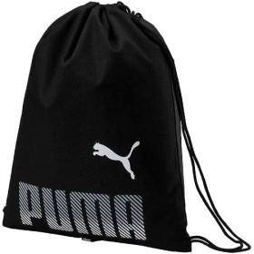 プーマ(PUMA) プラス ジムサック プーマブラック 075485 01 ランドリーバッグ シューズバッグ マルチバッグ スポーツバッグ バッグ 鞄