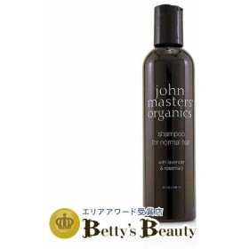 ジョンマスターオーガニック L&Rシャンプー N (ラベンダー&ローズマリー)   236ml (シャンプー)  John Masters Organics