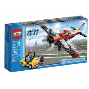 レゴLEGO City 60019 Stunt Plane Toy Building Set