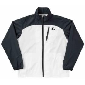 ルーセント テニス ウインドアップジャケット ウィンドウォーマーシャツ ホワイト  lucent XLW-4780