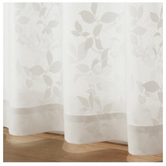 【送料無料!】明るい光と風をほどよく通す遮熱。24時間見えにくいレースカーテン レースカーテン・ボイルカーテン, Curtains, 窗, 窗簾