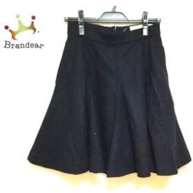 シンゾーン Shinzone スカート サイズ36 S レディース 黒                 スペシャル特価 20190524