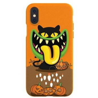 iPhoneXS対応 Monsters SEI9SCSTPMTSK Spooky