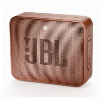 JBL ブルートゥーススピーカー [Bluetooth対応 /防水] JBLGO2CINNAMON シナモン