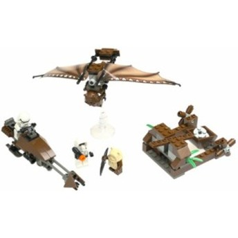 レゴLEGO Star Wars: Ewok Attack (7139)