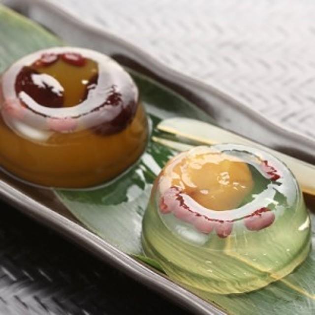 洋菓子 栗 お取り寄せスイーツ sweets ゼリー かのこ セット 抹茶 マロン