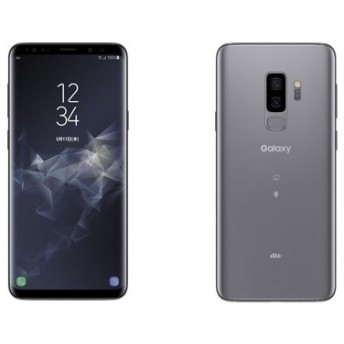 SIMFREE SCV39 Galaxy S9+ グレー [Titanium Gray] au版 Samsung 新品 未使用品 白ロム スマートフォン