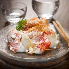 海鮮 Gift 北海道 お取り寄せ キンキいずし きんきの露 魚醤 セット